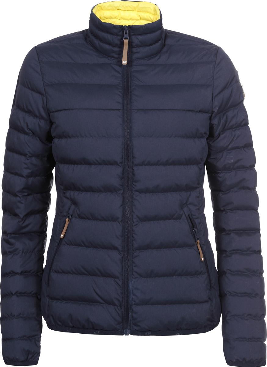 Куртка женская Icepeak, цвет: cиний. 953006352IXV_390. Размер 44 (50/52) куртка женская icepeak цвет фуксия 853115523ivx 750 размер 38 44