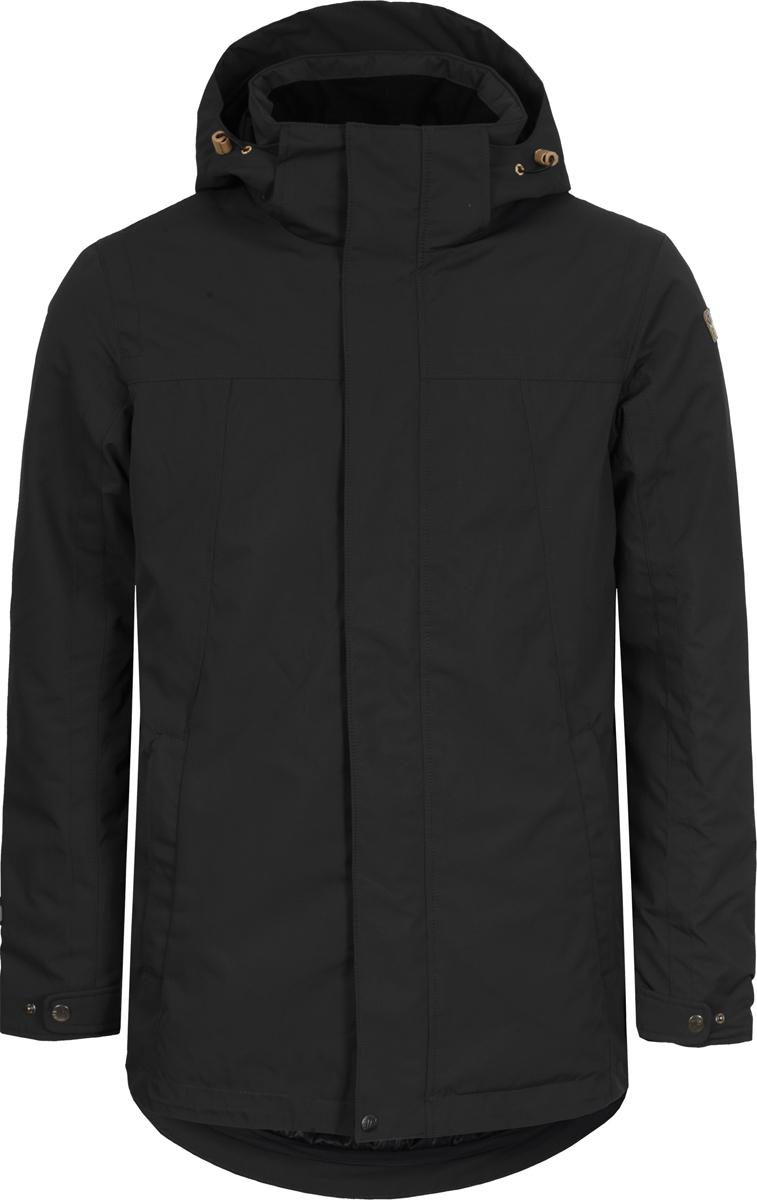 Куртка мужская Icepeak, цвет: темно-синий. 956038817XV_390. Размер 46956038817XV_390Мужская куртка Icepeak выполнена из полиэстера. Специальный материал отводит излишки тепла и влаги, обеспечивая комфорт. Куртка водонепроницаемая, благодаря специальной мембране. Модель застегивается на молнию. Имеет внешнюю ветрозащитную планку на кнопках, воротник-стойку с капюшоном, 2 кармана на молнии. Капюшон оснащен стяжками с пластиковыми фиксаторами. Манжеты рукавов регулируются с помощью кнопок.