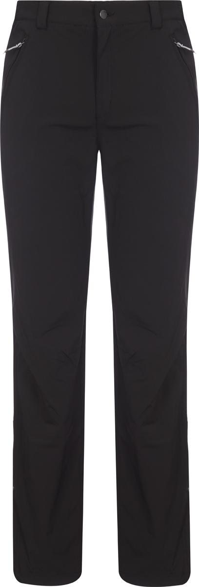 Брюки мужские Icepeak, цвет: черный. 957020543IV_990. Размер 54 брюки утепленные женские icepeak цвет темно синий 854020542iv 390 размер 34 40