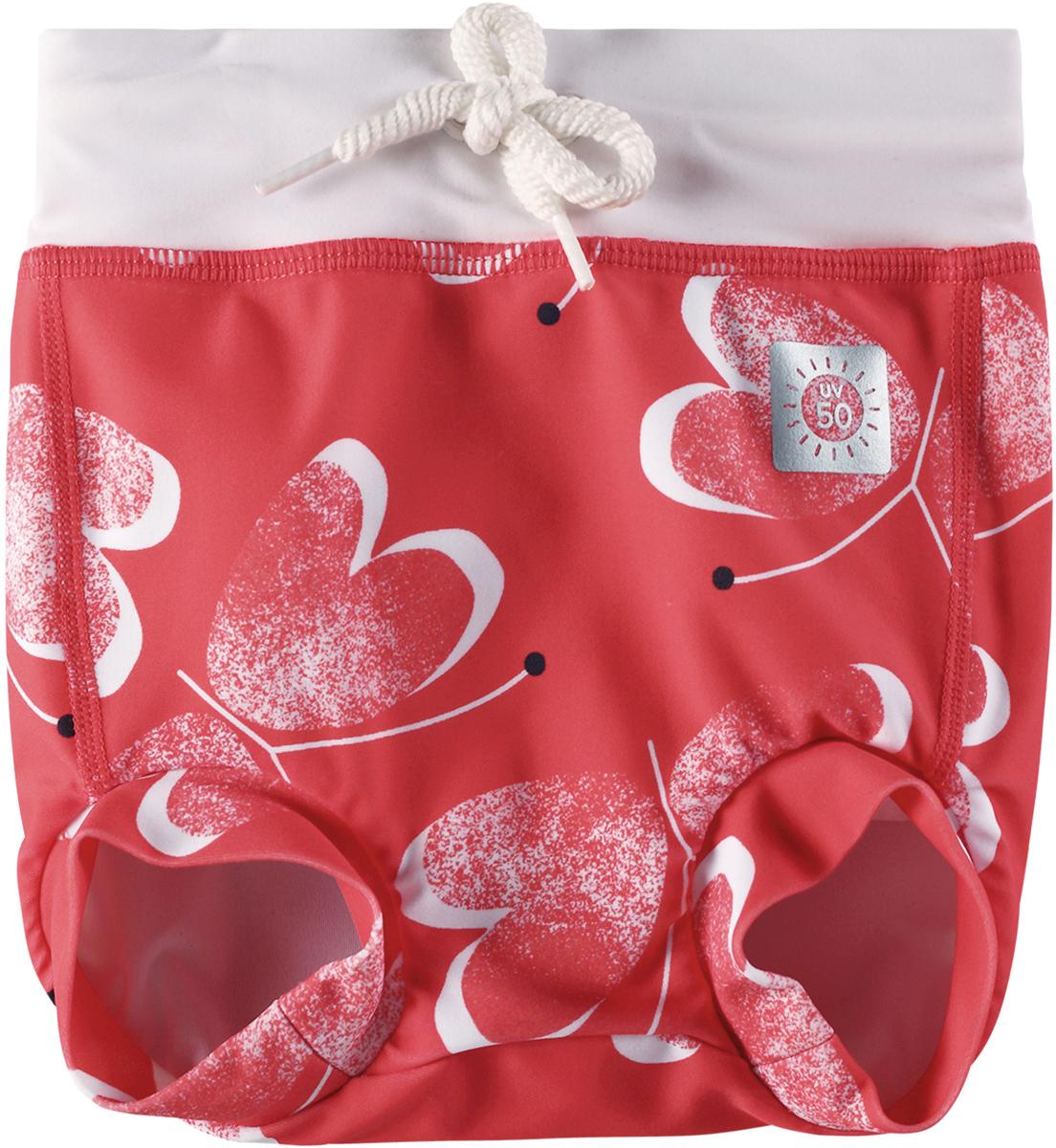 Купальные плавки детские Reima Belize, цвет: красный. 5163343343. Размер 86 guatemala belize 1 500 000