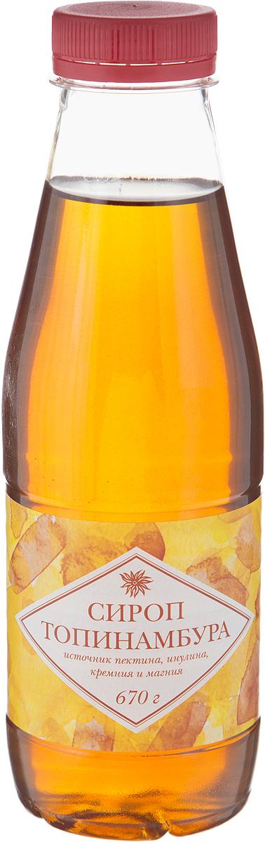 Seryogina сироп топинамбура без лимонного сока, 670 г сироп топинамбура royal forest