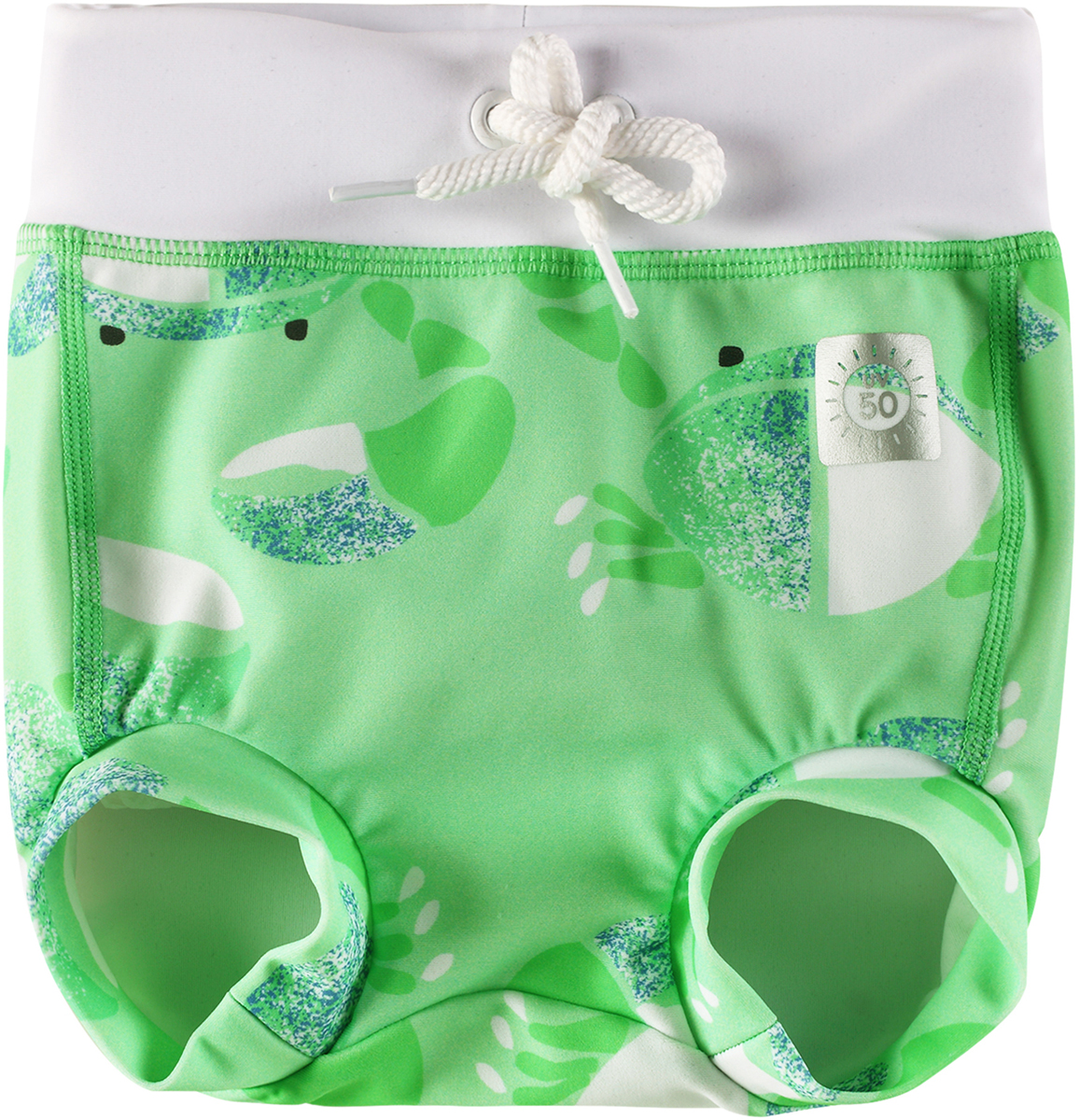 Купальные плавки детские Reima Belize, цвет: зеленый. 5163348073. Размер 74 guatemala belize 1 500 000