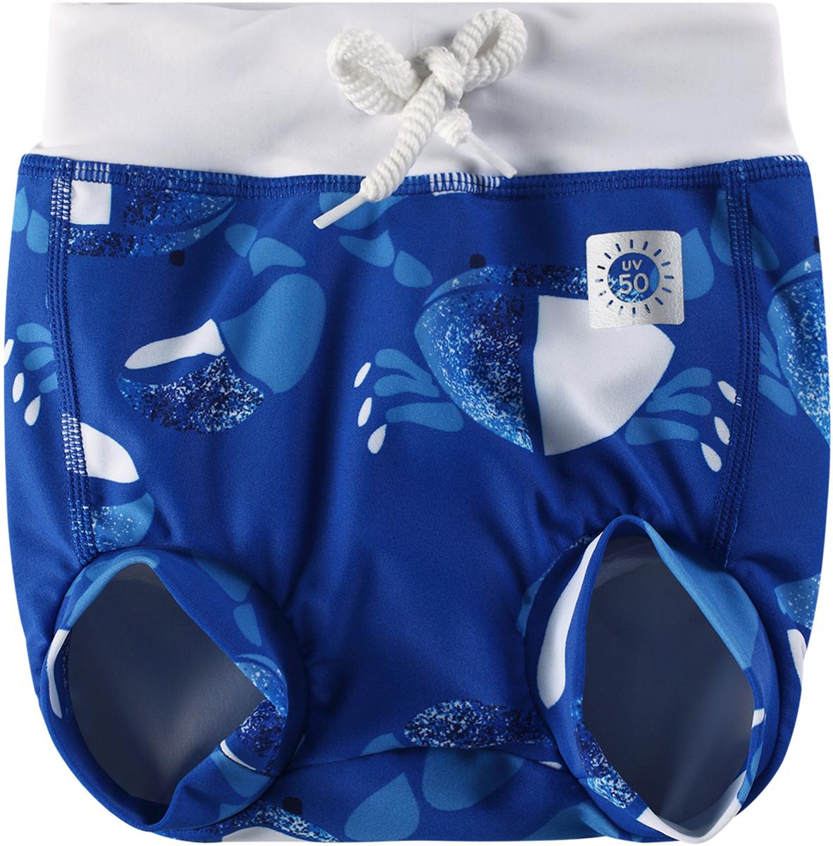 Купальные плавки детские Reima Belize, цвет: синий. 5163346643. Размер 74 guatemala belize 1 500 000