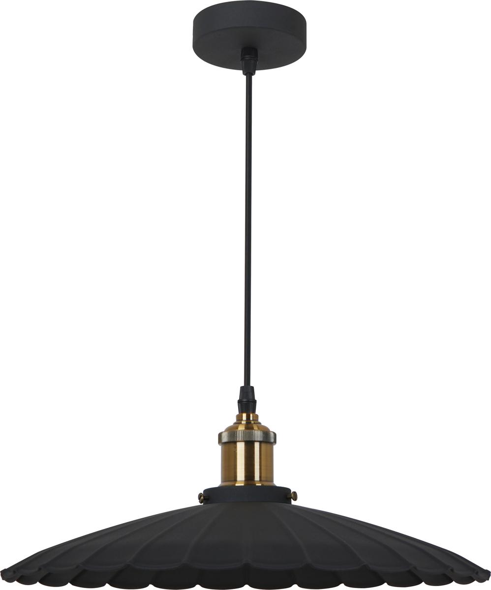 Светильник подвесной Camelion London, цвет: черный. PL-427L C6413044Светильник подвесной PL-427L С64 используется как источник освещения для дома. Изготовлен из металла. Бронзовые элементы придают светильнику изысканность. Бархатистое фактурное окрашивание выглядит роскошно и повышает срок службы светильника. Можно использовать с любыми типами лампочек, в том числе со светодиодными. Провод - регулируемой длины. Стиль современный. Серия - London. Преимущества:- современный дизайн; - высокие показатели прочности; - продолжительный срок эксплуатации; - оптимальное соотношение цена/качество.