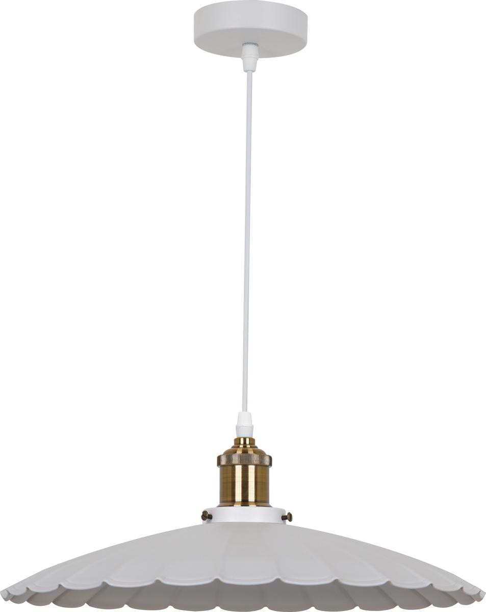 Светильник подвесной Camelion London, цвет: белый. PL-427L C6613046Светильник подвесной PL-427L С66 используется как источник освещения для дома. Изготовлен из металла. Бронзовые элементы придают светильнику изысканность. Бархатистое фактурное окрашивание выглядит роскошно и повышает срок службы светильника. Можно использовать с любыми типами лампочек, в том числе со светодиодными. Провод - регулируемой длины. Стиль современный. Серия - London.Преимущества:- современный дизайн; - высокие показатели прочности; - продолжительный срок эксплуатации; - оптимальное соотношение цена/качество.