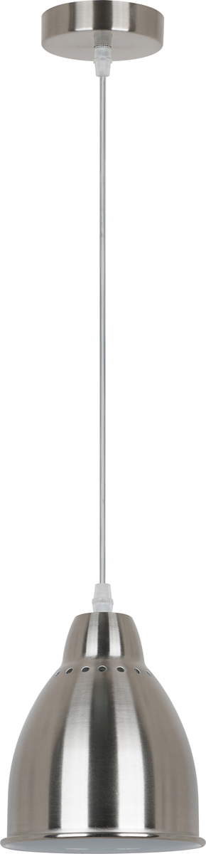 Светильник подвесной PL-430S-1 С30 служит как источник освещения для дома.   Изготовлен из металла. Можно использовать с любыми типами лампочек, в том числе со светодиодными. С выключателем. Стиль Loft.   Преимущества:  - современный дизайн; - высокие показатели прочности; - продолжительный срок эксплуатации; - оптимальное соотношение цена/качество.