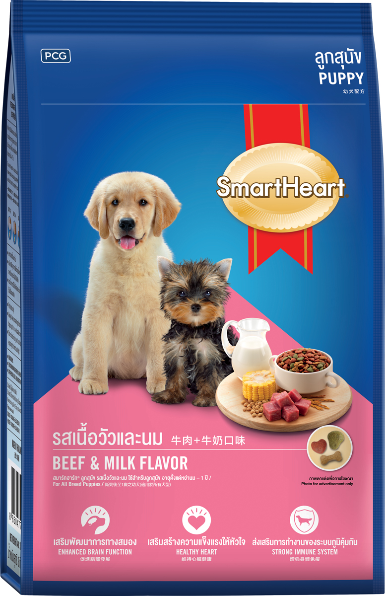 Корм сухой для щенков PCG СмартХарт, говядина и молоко, 15 кг101Ингредиенты: Мука из мяса птицы, куриный жир, рис, сухое молоко, соевая мука, свекольная стружка, рыбий жир, зерна льна, сухое яйцо, лецитин, холин, пивные дрожжи, витамины (А, Д, Е, В1, В2, В5, В3,В6, В12), минералы (кальций, фосфор, калий, натрий, цинк, марганец, медь, железо, кобальт, йодированная соль, селен, омега 3, омега 6), антиоксиданты, витамин Е, розмарин. Питательные вещества: Белок min 26%, Жир min 8%, Клетчатка max 4%, Влага max 10%, Зола max 10%, Кальций min 0,9%, Фосфор min 0,7%, Натрий min 0,1%, Витамин Аmin 5500 МЕ /100 гр, Витамин Дmin 550 МЕ /100 гр, Витамин В1min 1,6 МЕ/ 100 гр, Витамин В2 min 3,0 МЕ/ 100 гр, Омега 3 min 0,2 %, Омега 6min 1,2 %