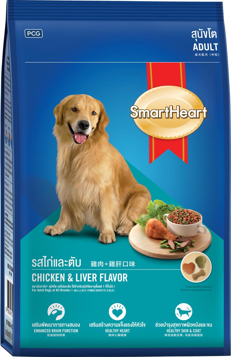 Корм сухой для собак PCG СмартХарт, курица и ливер, 20 кг99Ингредиенты: Мясо домашней птицы, куриный жир, рыбий жир, рис, кукуруза, соевая мука, соевое зерно, лецитин, холин, пивные дрожжи, витамины (А, Д, Е, В1, В2, В5, В3, В6, В12), минералы (кальций, фосфор, калий, натрий, цинк, марганец, медь, железо, кобальт, селен, омега 3, омега 6, антиоксиданты), вкусовая добавка Ливер, натуральный пищевой краситель. Питательные вещества: Белок min 19%, Жир min 8%, Клетчатк аmax 4%, Влага max 10%