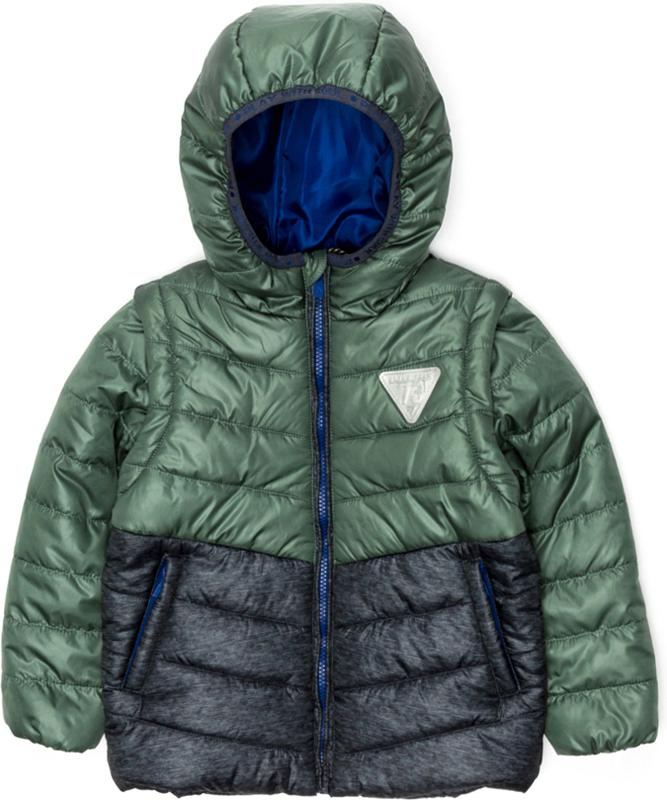 Куртка для мальчика Acoola Bloomsbury, цвет: зеленый. 20110130123_2300. Размер 158