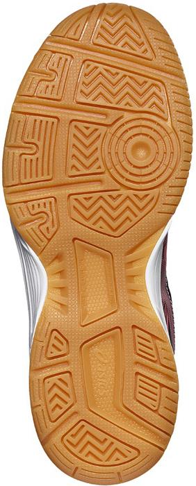 """Кроссовки Asics """"Upcourt 2 GS"""" предназначены для бега и ходьбы. Гель в пяточной зоне снижает нагрузку на стопу, колени и позвоночник. Фиксируется на ноге с помощью шнуровки. Промежуточная подошва выполнена из вспененного материала и обеспечивает нужную амортизацию."""