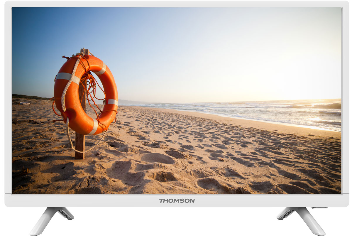 Thomson T24RTE1021, White телевизор - Телевизоры