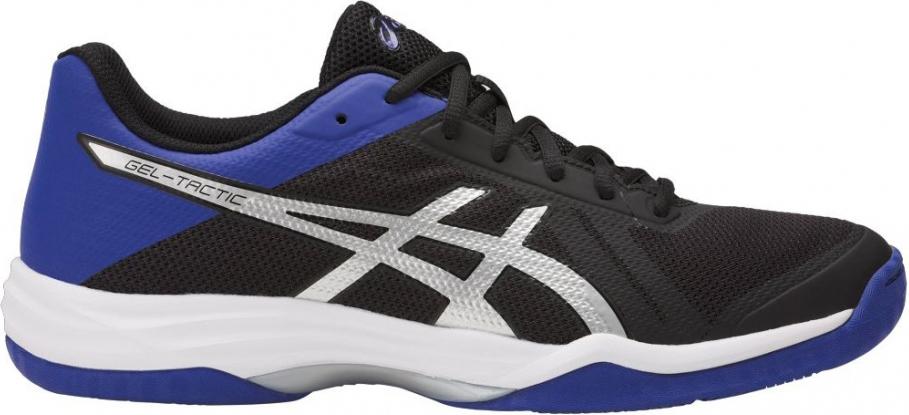 Кроссовки мужские Asics Gel-Tactic, цвет: черный, синий. B702N-9045. Размер 8 (40) кроссовки asics кроссовки gel nimbus 19 gs