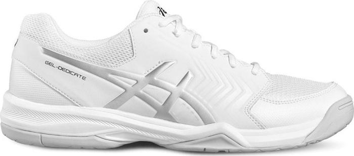Кроссовки мужские Asics Gel-Dedicate 5, цвет: белый. E707Y-0193. Размер 11H (44,5) кроссовки теннисные asics gel solution speed 2 ss14