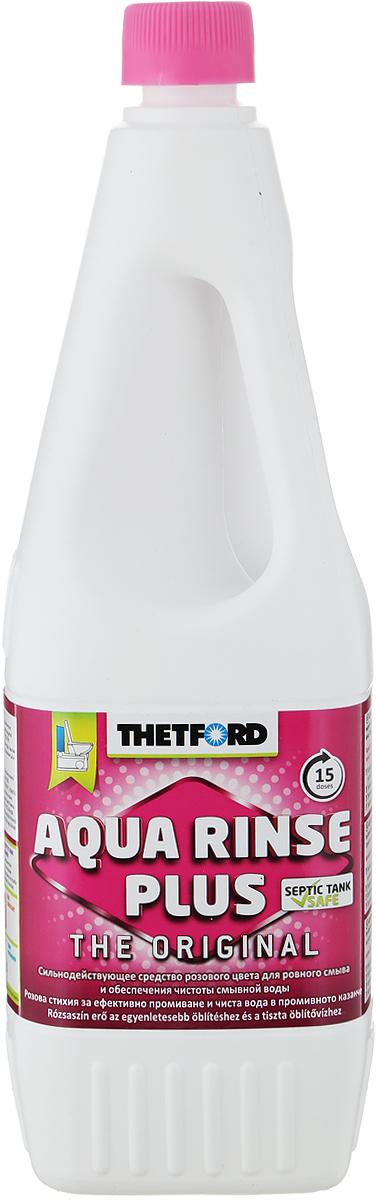 Жидкость для септиков и биотуалетов Thetford АкваРинз, 1,5 л порошок для септиков и биотуалетов thetford для биотуалета aqua kem blue sach 12 шт