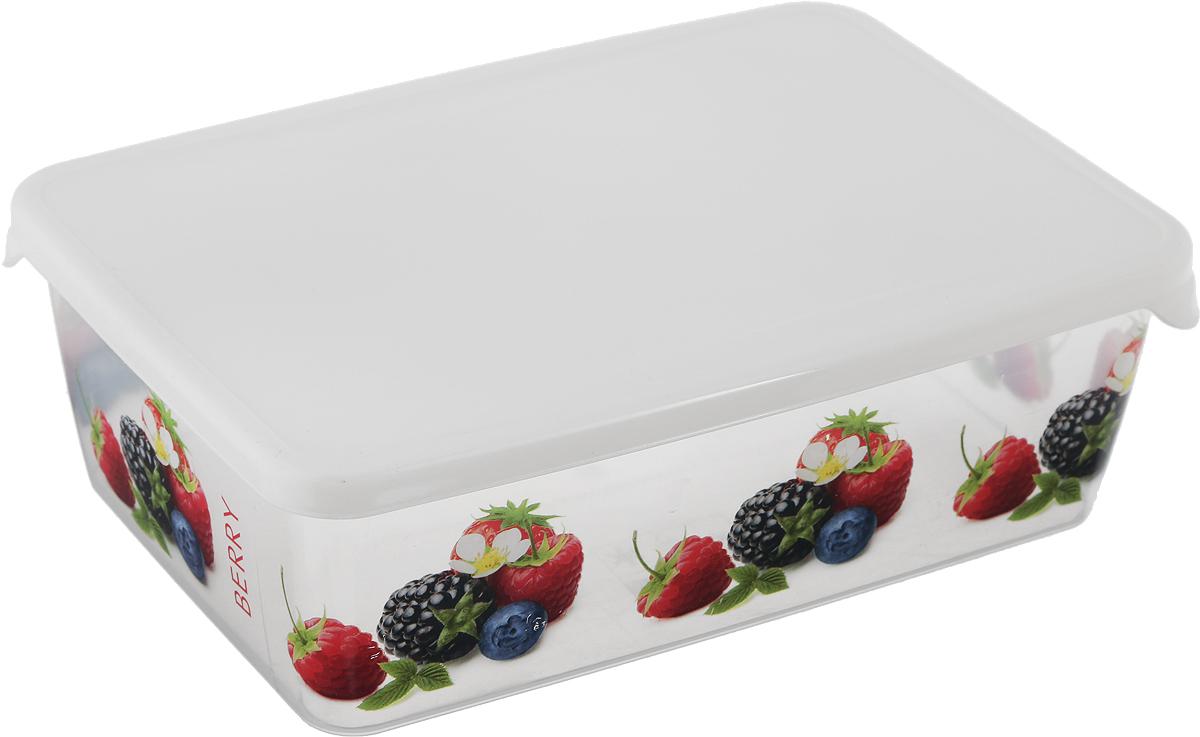 Емкость для продуктов Giaretti Браво, цвет: бежевый, 1,35 л. GR1069GR1069_бежевыйЕмкость для продуктов Giaretti Браво изготовлена из пищевогополипропилена. Крышкаплотно закрывается, дольше сохраняя продукты свежими. Боковые стенкипрозрачные, чтопозволяет видеть содержимое.Емкость идеально подходит для храненияпищи, фруктов,ягод, овощей.Такая емкость пригодится в любом хозяйстве. Уважаемые клиенты!Обращаем ваше внимание на возможные изменения в дизайне рисунка натоваре. Поставка осуществляется в зависимости от наличия на складе.