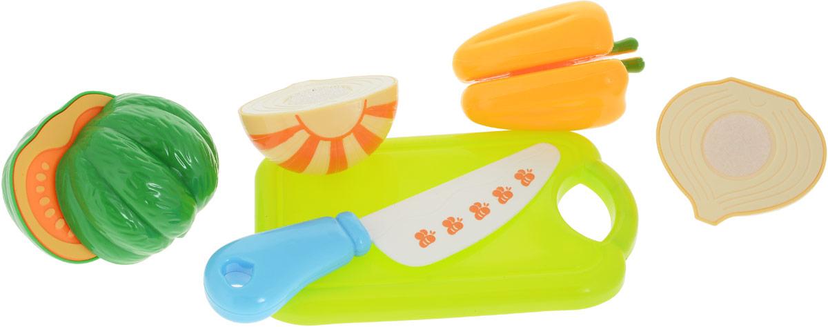 Bampi Набор продуктов на липучке Овощи