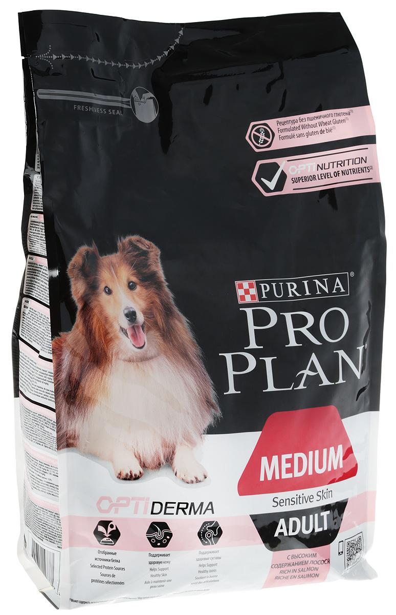 Корм сухой Pro Plan Adult Small Sensitive для собак с чувствительным пищеварением, с лососем и рисом, 3 кг60143Корм сухой Pro Plan Adult Small Sensitive - это полностью сбалансированный корм, предназначенный специально для взрослых собак с чувствительной кожей и пищеварением в возрасте от 1 года до 7 лет.Основные свойства: - нормализует функционирование и равновесие между всеми защитными системами организма; - облегчает переваривание и повышает переносимость пищи. Дополнительные свойства: - поддерживает и защищает пищеварительную систему; - борется со свободными радикалами и поддерживает силы иммунной системы; - обеспечивает силу и эластичность кожи, толщину шерсти, защищая от неблагоприятных внешних факторов. Состав: лосось 14%, рис 14%, кукуруза, сухой белок лосося, кукурузный глютен, кукурузная мука, продукты переработки растительного сырья, животный жир, вкусоароматическая кормовая добавка, сухая мякоть свеклы, яичный порошок, минеральные вещества, рыбий жир, сушеный корень цикория, кукурузный крахмал, масло соевое, витамины, антиоксиданты. Добавленные вещества (на 1 кг): витамин А 32000 МЕ, витамин D3 1040 МЕ, витамин Е 550 МЕ, витамин С 140 мг, железо 90 мг, йод 2,3 мг, медь 14 мг, марганец 42 мг, цинк 170 мг, селен 0,14 мг. Гарантируемые показатели: белок 27%, жир 15%, сырая зола 7,5%, сырая клетчатка 3%. Товар сертифицирован.Расстройства пищеварения у собак: кто виноват и что делать. Статья OZON Гид