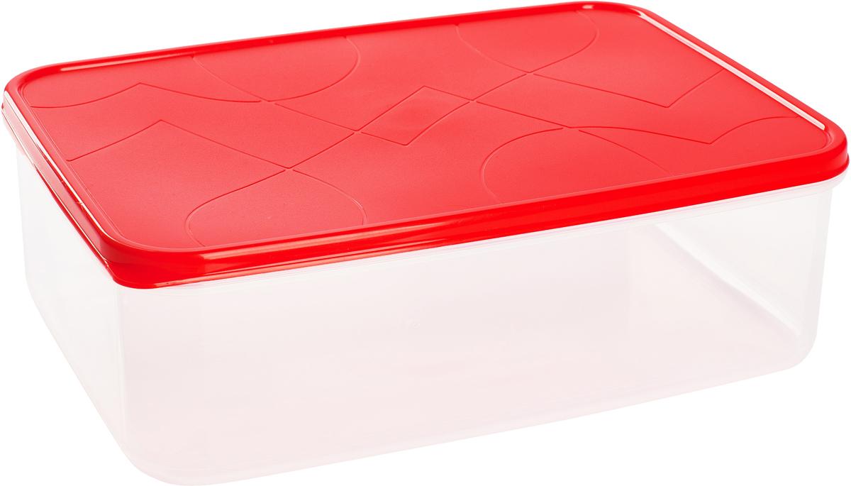Контейнер для продуктов Giaretti Vitamino, прямоугольный, цвет: микс зима, 1 лGR1850МИКС-ЗМПоложить в холодильник остатки еды, взять с собой обед в дорогу, заморозить овощи на зиму – все это можно сделать с контейнером Vitamino. Контейнер можно использовать для заморозки и хранения продуктов. Подходят для микроволновой печи. А благодаря плотной полиэтиленовой крышке еда дольше сохраняет свою свежесть.