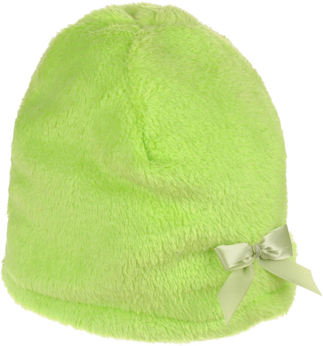Шапка для бани и сауны Доктор Баня, цвет: салатовый шапка для бани и сауны доктор баня классическая кант
