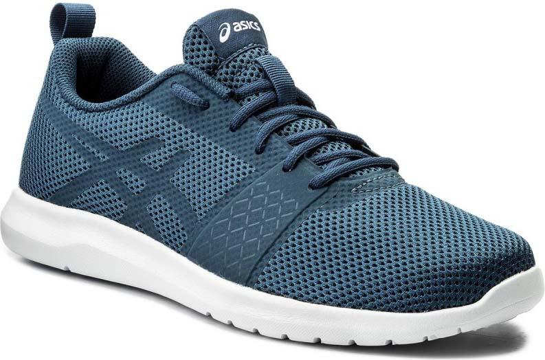 Кроссовки мужские Asics Kanmei MX, цвет: темно-синий. T849N-4949. 10 (42,5)T849N-4949Если вам необходима универсальная обувь для тренировок, Asics Kanmei MX – ваш выбор. Эту стильную модель с тканевым верхом и бесшовными верхними слоями можно носить каждый день, так как она отличается легкостью и воздухопроницаемостью.Промежуточная подошва EVA придает минималистскому дизайну форму и функциональность, а классический фирменный логотип делает модель стильной.