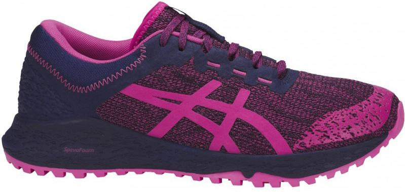 Кроссовки женские Asics Alpine XT, цвет: розовый. T878N-1919. 6 (35,5)T878N-1919Это универсальная обувь для трекинга. Мы представляем беговые кроссовки Alpine XT сезона весна-лето 2018 года. Более молодежный дизайн, обновленный силуэт и колодка естественной формы обеспечивают исключительный комфорт для пальцев ног и чувство поверхности. Благодаря материалу SpevaFoam промежуточная подошва отличается улучшенной пружинистостью и большей прочностью, а вкладная стелька EVA обеспечивает дополнительный комфорт.