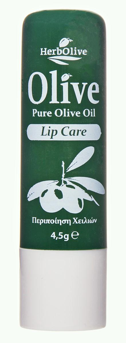 HerbOlive Гигиеническая губная помада с маслом оливы 4,5 г