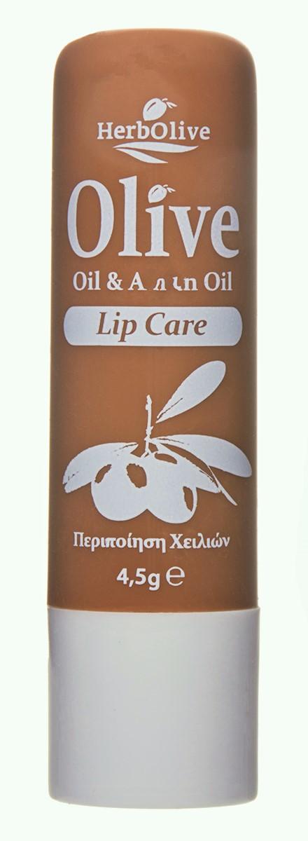 HerbOlive Гигиеническая губная помада с маслом арганы 4,5 г