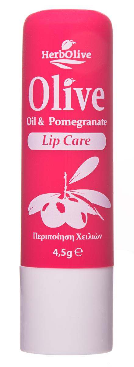 HerbOlive Гигиеническая губная помада с экстрактом граната 4,5 г