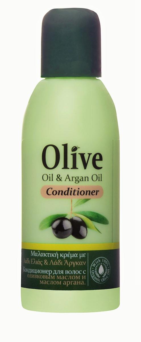 HerbOlive Мини кондиционер для окрашенных волос  маслом арганы 60 мл