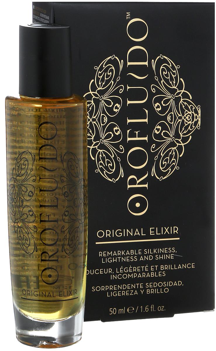 Orofluido Эликсир для волос 50 мл70487Эликсир для волос Orofluido имеет уникальный состав: в него входят натуральные компоненты, оказывающие благоприятное воздействие как на внешний вид волос, так и на их структуру. Эликсир содержит аргановое масло, делающее волосы шелковистыми и укрепляющее их. Еще один натуральный ингредиент льняное масло, придает локонам восхитительный блеск, гладкость. Благодаря маслу циперуса, волосы становятся мягкими, объемными и эластичными. Уважаемые клиенты!Обращаем ваше внимание на возможные изменения в дизайне упаковки. Качественные характеристики товара остаются неизменными. Поставка осуществляется в зависимости от наличия на складе.