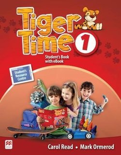 Tiger Time Level 1 Student Book + eBook Pack daniels z english download c1 student book ebook