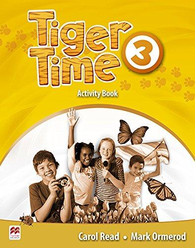 Tiger Time Level 3 Activity Book mastering arabic 1 activity book