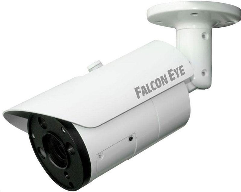 Falcon Eye FE-IPC-BL200PV камера видеонаблюденияFE-IPC-BL200PVСетевая видеокамера Falcon Eye FE-BL200PV выполнена на матрице 1/2,8 SONY CMOS с разрешением 2,43 мегапикселя.На камере установлен объектив с переменным фокусным расстоянием 2.8-12 мм. Камера выполнена в металлическом корпусе испособна выдавать в сеть видео поток с разрешением 1920х1080 пикселей. Винты фокусировки объектива удобно расположены на корпусе камеры подгерметичной крышкой. Возможность работать по POE является дополнительным бонусом в такой ценовой категории.