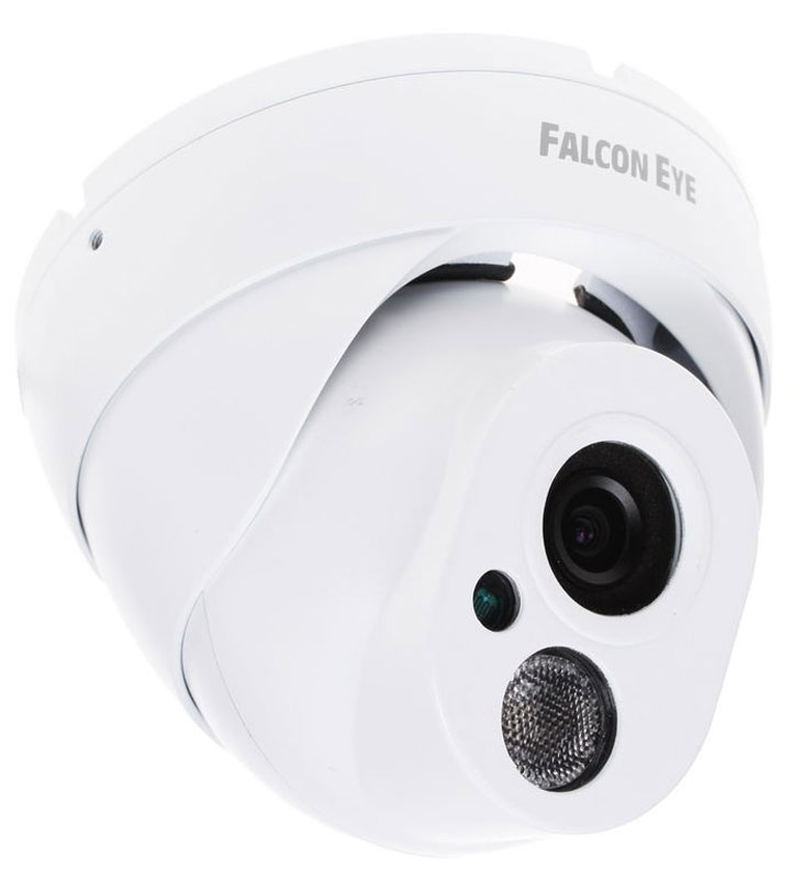 Falcon Eye FE-IPC-DL200P Eco камера видеонаблюдения - Камеры видеонаблюдения
