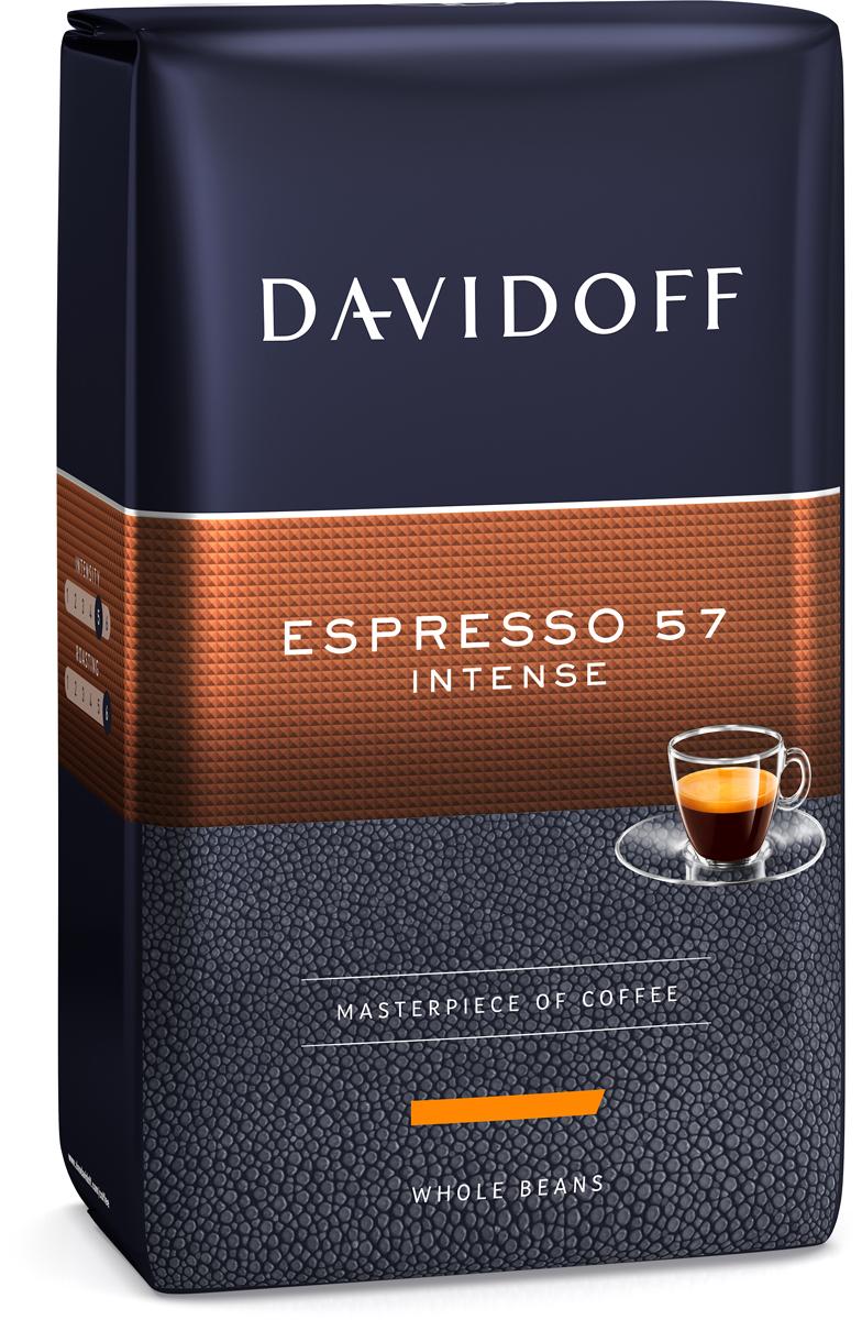 Davidoff Espresso кофе в зернах, 500 г туалетная вода davidoff cool davidoff туалетная вода davidoff cool