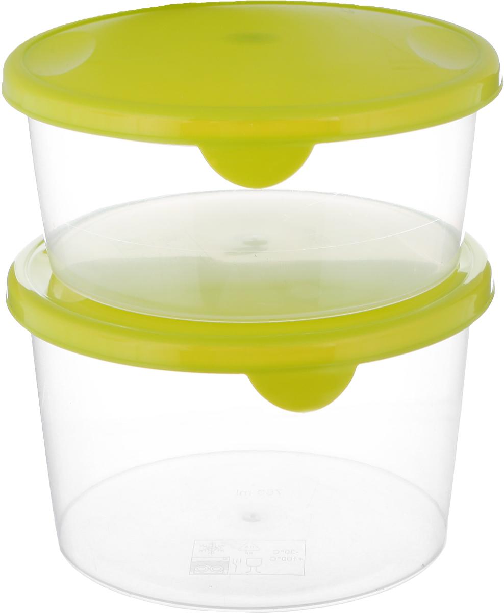 Комплект емкостей для продуктов Giaretti Браво, цвет: оливковый, прозрачный, 2 предмета. GR1037GR1037_оливковыйКомплект емкостей для продуктов Giaretti Браво состоит из 2 контейнеров.Емкости изготовлены из пищевогополипропилена и оснащены крышками, которыеплотно закрываются, дольше сохраняя продукты свежими. Боковые стенкипрозрачные, чтопозволяет видеть содержимое.Емкости идеально подходят для храненияпищи, фруктов,ягод, овощей.Такой комплект пригодится в любом хозяйстве.