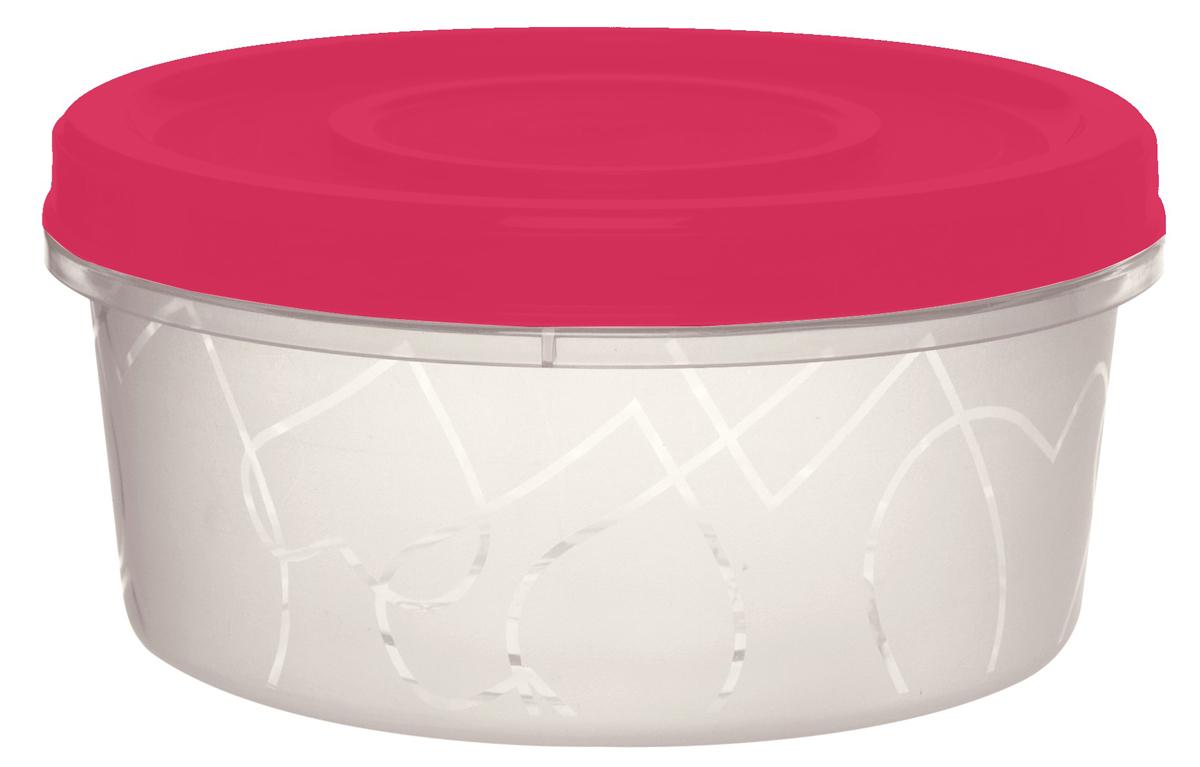 Емкость для продуктов Giaretti, цвет: белый, розовый, с завинчивающейся крышкой, цвет: красный, 400 млGR1887МИКС-ЗМЕмкость для продуктов Giaretti изготовлена из пищевого полипропилена. Крышка хорошо завинчивается, дольше сохраняя продукты свежими. Боковые стенки прозрачные, что позволяет видеть содержимое.Емкость идеально подходит для хранения пищи, фруктов, ягод, овощей.Такая емкость пригодится в любом хозяйстве.