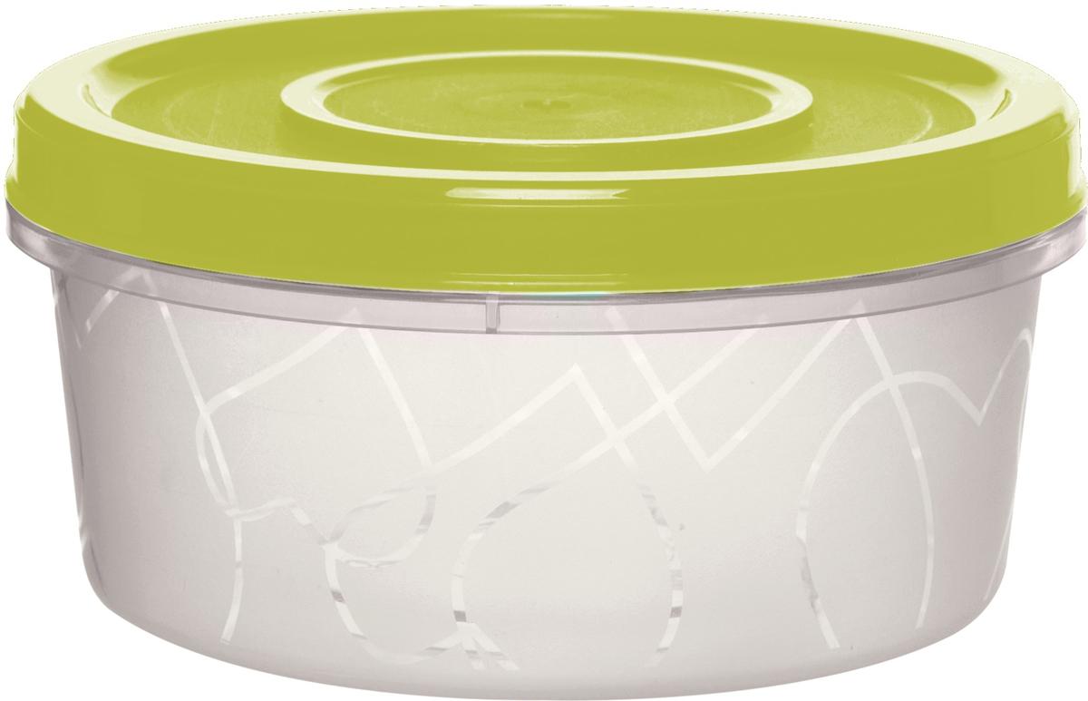 Емкость для продуктов Giaretti, цвет: оливковая роща, с завинчивающейся крышкой, 400 млGR1887ОЛЕмкость для продуктов Giaretti изготовлена из пищевого полипропилена. Крышка хорошо завинчивается, дольше сохраняя продукты свежими. Боковые стенки прозрачные, что позволяет видеть содержимое.Емкость идеально подходит для хранения пищи, фруктов, ягод, овощей.Такая емкость пригодится в любом хозяйстве.