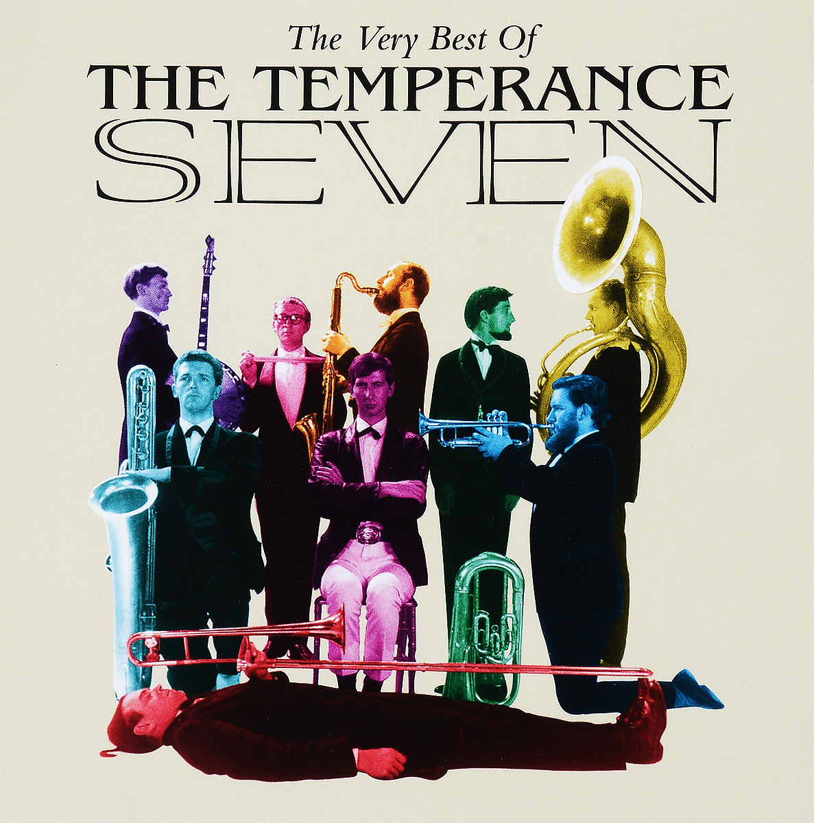 TEMPERANCE SEVEN, THE. THE VERY BEST OF cd сборник the very best of beethoven