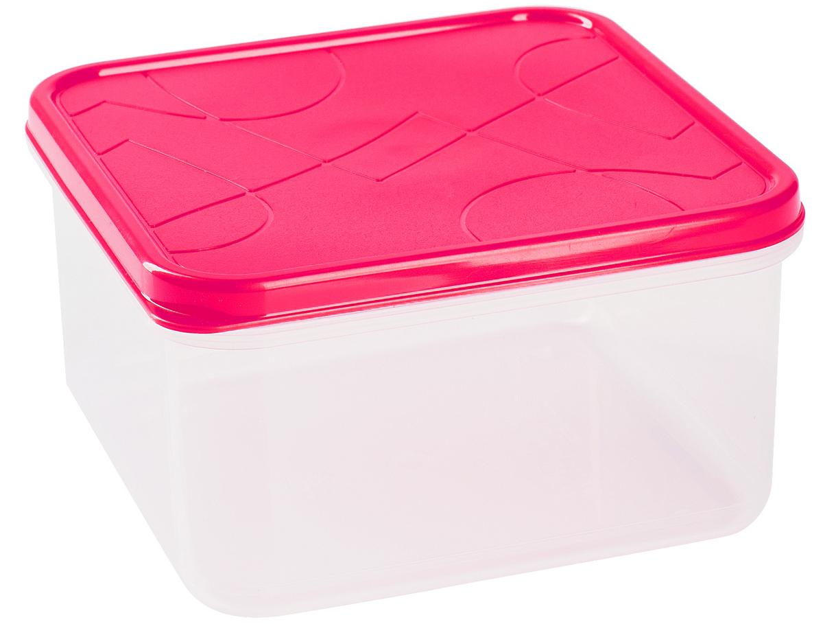 Контейнер для продуктов Giaretti Vitamino, квадратный, цвет: красный, 400 млGR1853МИКС-ЗМПоложить в холодильник остатки еды, взять с собой обед в дорогу, заморозить овощи на зиму -все это можно сделать с контейнером Vitamino. Контейнер можно использовать для заморозки ихранения продуктов. Подходят для микроволновой печи. А благодаря плотной полиэтиленовойкрышке еда дольше сохраняет свою свежесть.