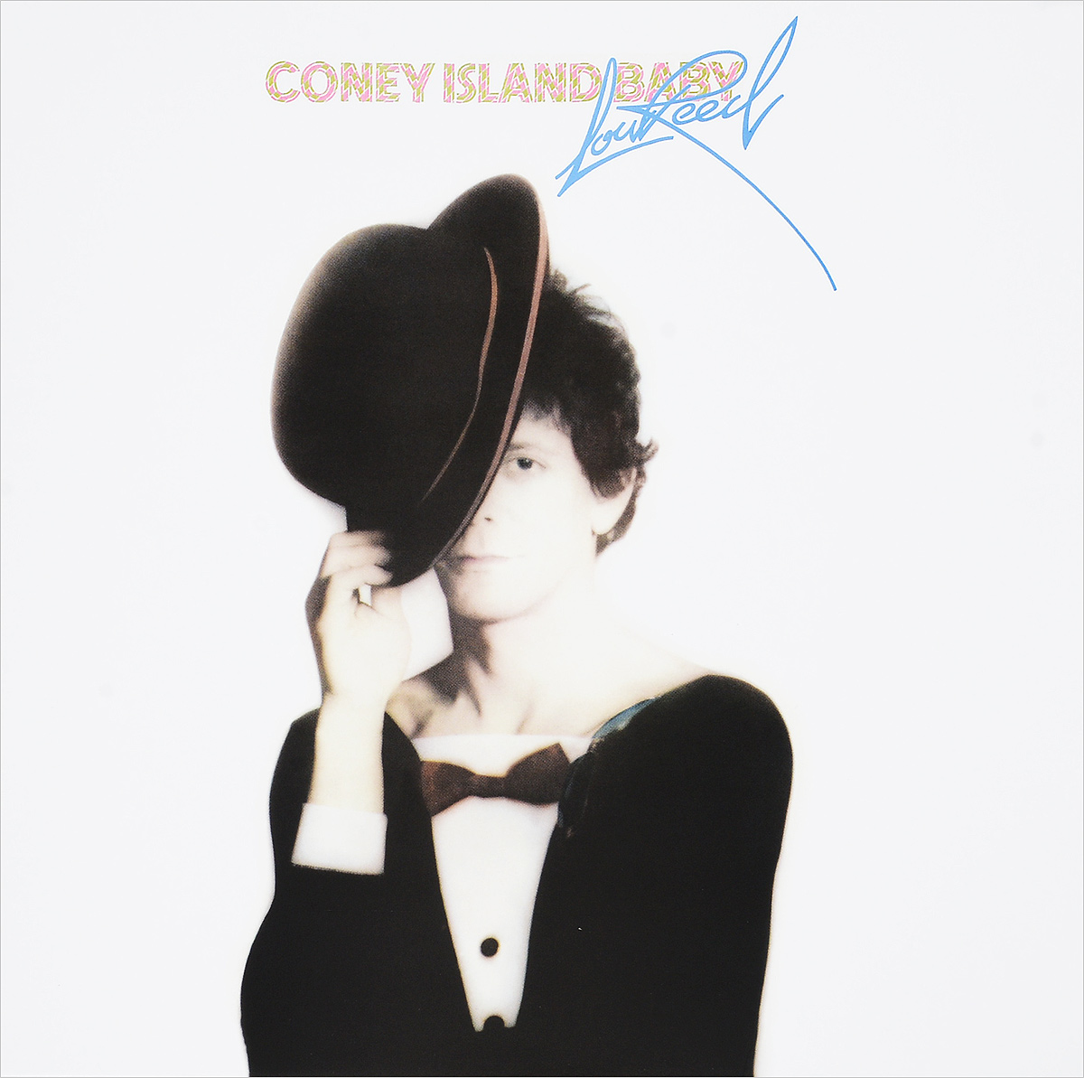 Лу Рид Lou Reed. Coney Island Baby (LP)