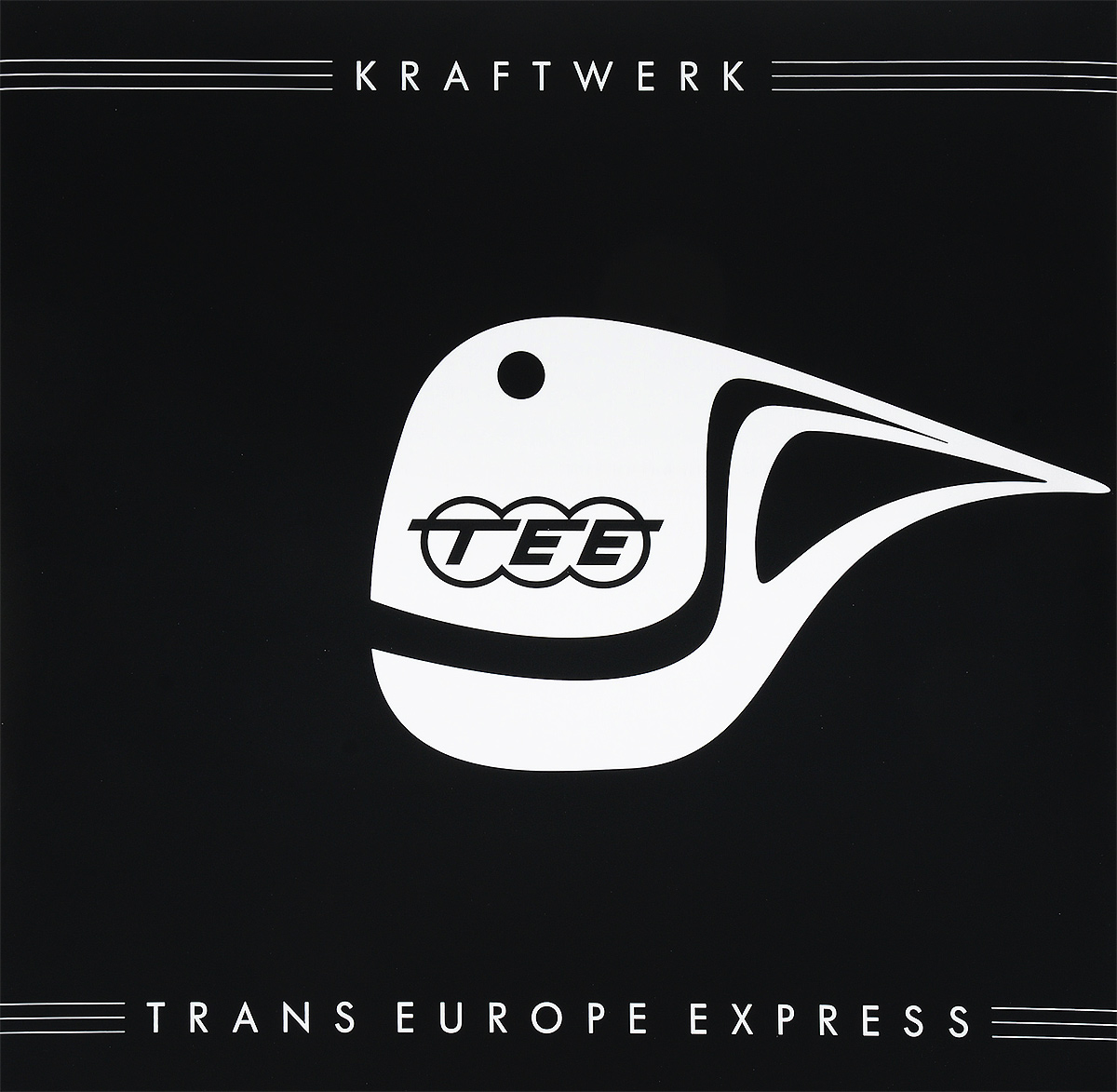 Kraftwerk. Trans Europe Express (LP)