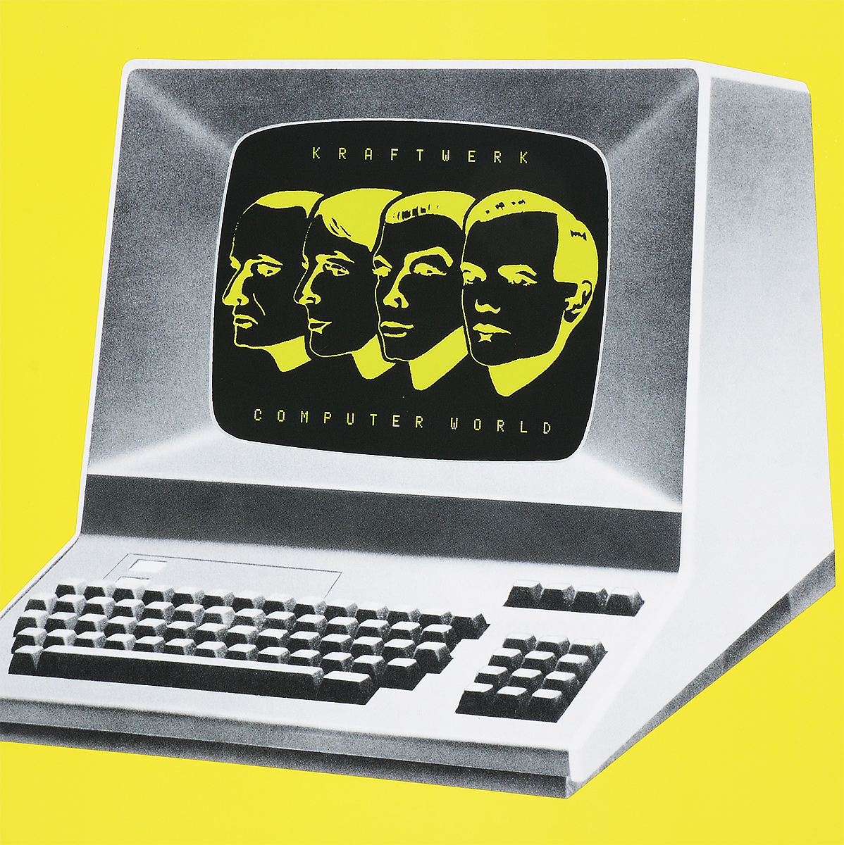 Kraftwerk Kraftwerk. Computer World (LP) dvd kraftwerk minimum maximum