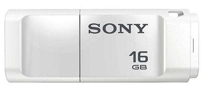 Sony USMX 16GB, White USB флэш-накопитель - Носители информации