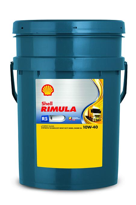 Масло моторное Helix Rimula R5 E, полусинтетическое, класс вязкости 10W-40, 20 л550027381Современное моторное масло, произведенное на основе синтетических технологий и пакета присадок «Активной защиты»
