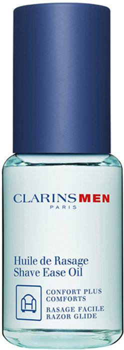 Clarins Масло для бритья двойного действия Men Huile De Rasage, 30 мл clarins смягчающее масло для бритья clarinsmen 30 мл