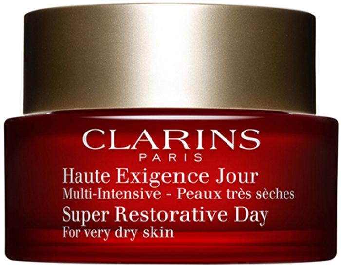 Clarins Восстанавливающий дневной крем интенсивного действия для сухой кожи Multi-Intensive, 50 мл