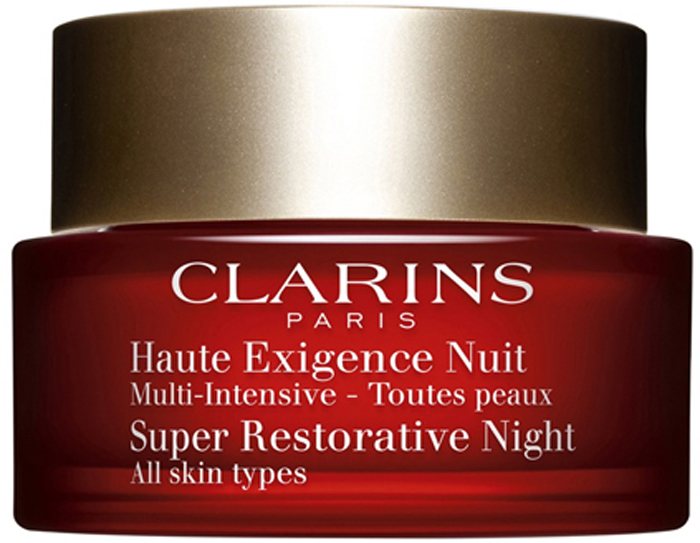 Clarins Восстанавливающий ночной крем интенсивного действия для любого типа кожи Multi-Intensive, 50 мл