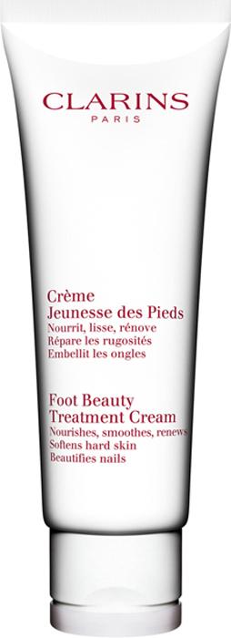 Clarins Омолаживающий крем для ног Creme Jeunesse Des Pieds, 125 мл