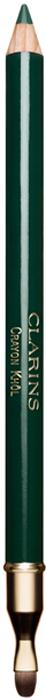 Clarins Карандаш для глаз с кистью Crayon Khol 09, 1,05 г04210710Незаменимое средство для создания выразительного макияжа глаз. Карандаш можно использовать в качестве подводки для создания стрелок или растушевать по всему веку как тени с помощью кисти, расположенной с обратной стороны. А благодаря мягкой формуле его также можно наносить на слизистую оболочку глаз как классический кайал. Создавайте разные образы, в зависимости от случая и настроения.